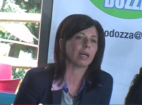 Presentazione di Luana Vittuari, assessore per l'Associazionismo e lo Sport